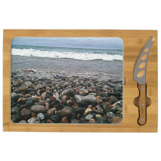 Agate beach 1 cheese board
