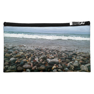 Agate beach 1 cosmetic bag
