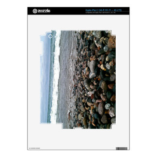 Agate beach 1 iPad 3 skins