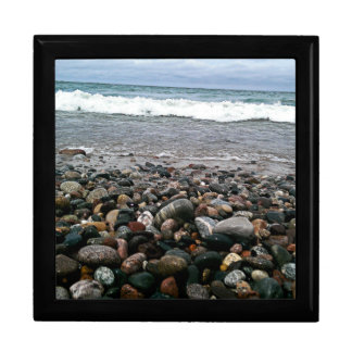 Agate beach 1 keepsake box