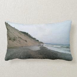 Agate beach 2 lumbar pillow