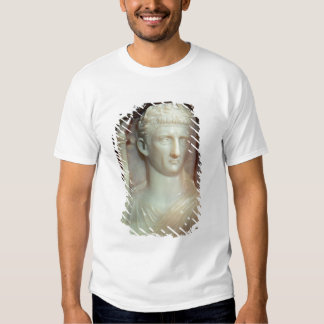 Agate Cameo bearing the portrait of Claudius T-Shirt