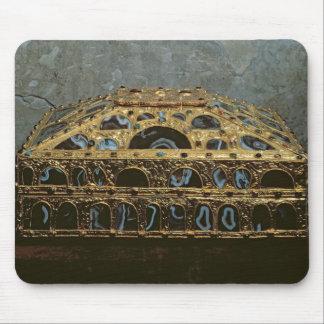 Agate casket mouse pads