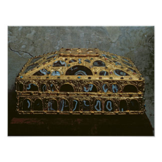 Agate casket poster