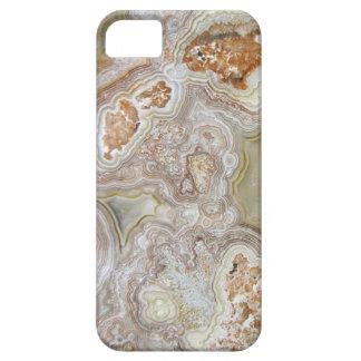 Agate crazy lake iPhone 5 carcasas