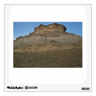 agate fossil beds national park rock mound wall decal