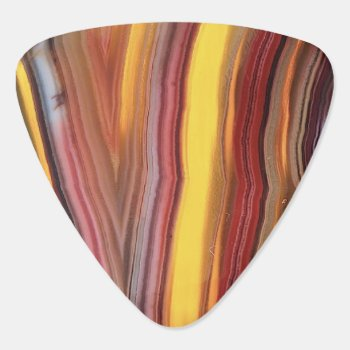 """agate Guitar Pick"" Guitar Pick by wordzwordzwordz at Zazzle"