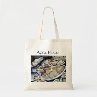 Agate Hunter tote bags Beach Combers Rock Hounds