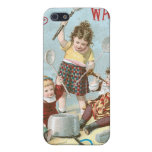 Agate Iron Ware Vintage Cookbook Ad Art iPhone 5 Cases