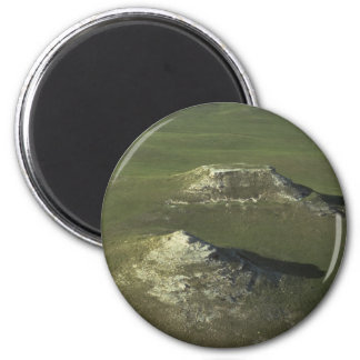 agate national park green mounds and plains magnet