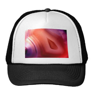 Agate of stone hats