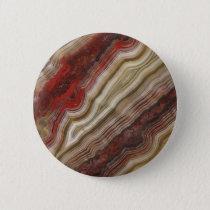 Agate Pattern Pinback Button