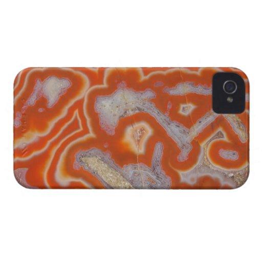 Agate sample iPhone 4 Case-Mate case