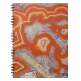 Agate sample notebook