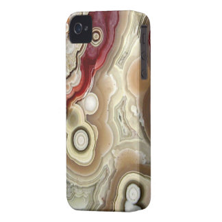 Agate Stone #3c iPhone 4 Case