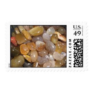 Agates-Stamp