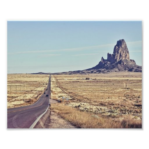 Agathla Peak Print, Arizona Photo Art