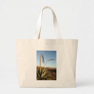 Agave americana century plant Chile coast Bag