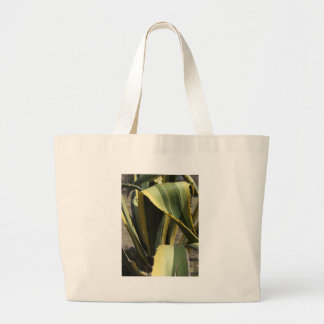 Agave Americana - Maguey Large Tote Bag