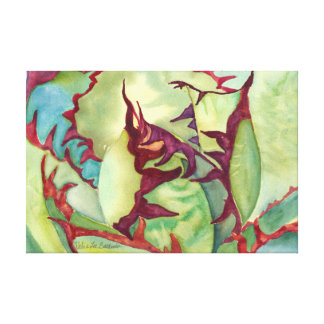 Agave by Debra Lee Baldwin Stretched Canvas Prints