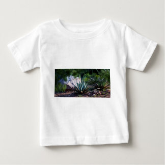 Agave cactus baby T-Shirt