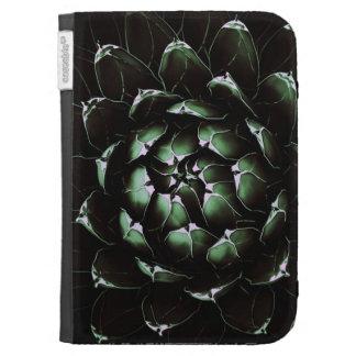 Agave Cactus Caseable Kindle Folio Case