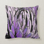 Agave in Lavender Pillow