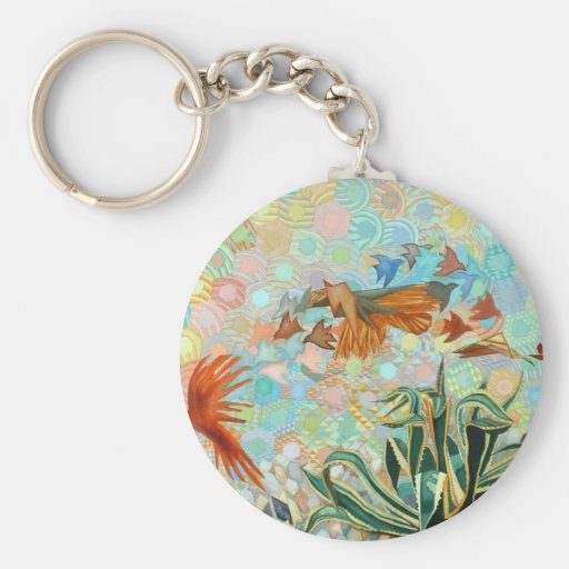Agave Key Chains