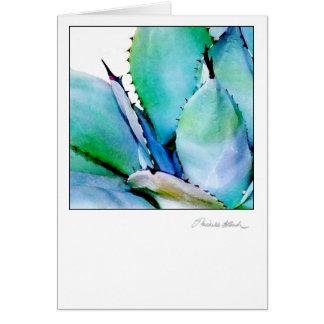 Agave No. 1 Card