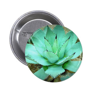 Agave Pinback Button