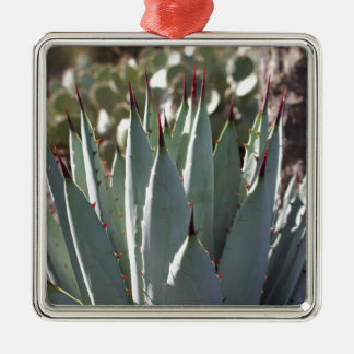 Agave Spikes Metal Ornament