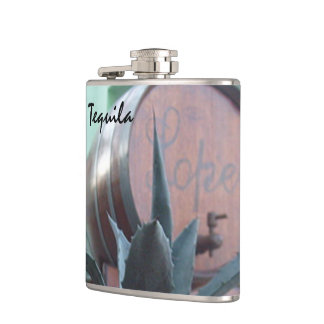 Agave Tequila Flask