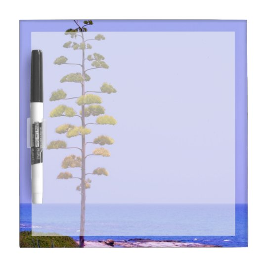 Agave Tree - Dry Erase Board