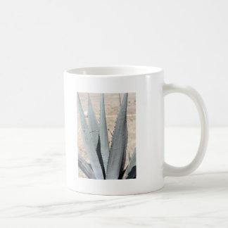 Agavo azul taza de café