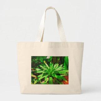 agavos tropicales jardín tropical de Fairchild M Bolsa Lienzo