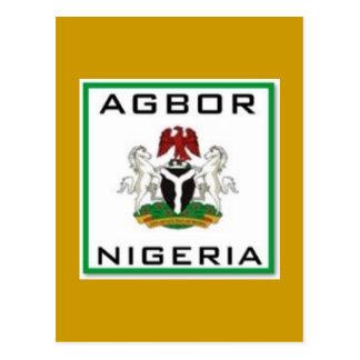 Agbor, Nigeria Post Cards