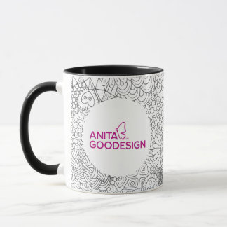 AGD Doodle Mug