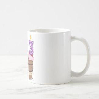 Age 113 on Birthday Cake Coffee Mug