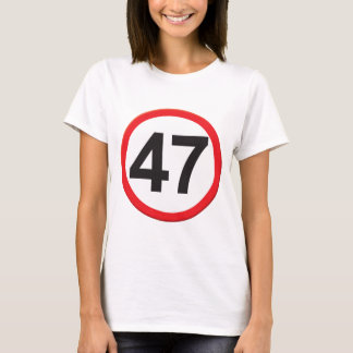 Age 47 T-Shirt