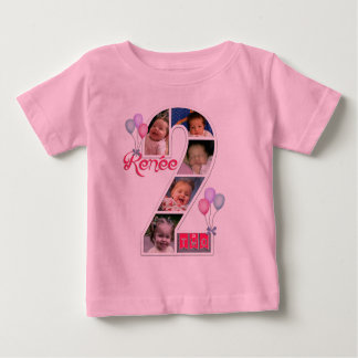 Age and photo number Tshirts