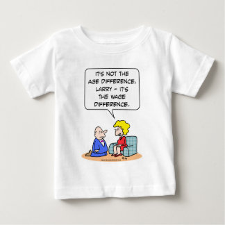 age difference wage proposal baby T-Shirt