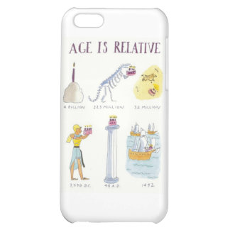 Age Is Relative iPhone 5C Cover