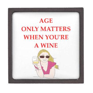 age keepsake box