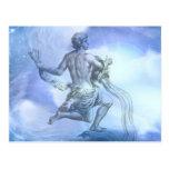 Age of Aquarius Postcard