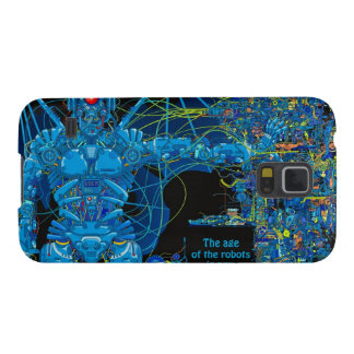 Age of Robot is Now Galaxy S5 Cover