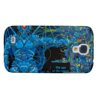 Age of Robot is Now Samsung S4 Case