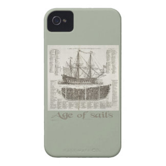 Age of Sails Case-Mate iPhone 4 Case