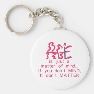 AGE phrase Keychain
