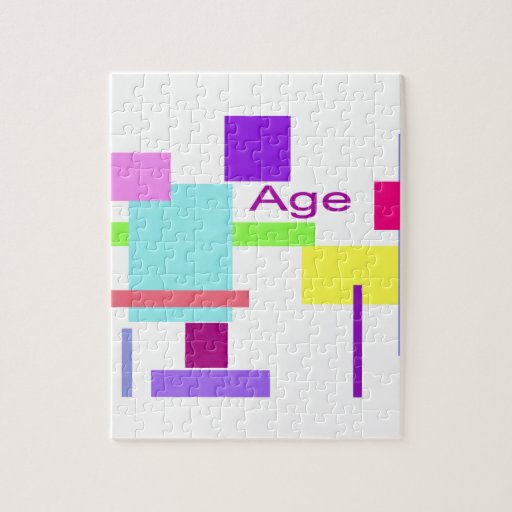 Age Jigsaw Puzzle