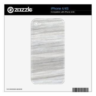 Agean Decorative Stone - Elegant Yet Rustic iPhone 4S Decal